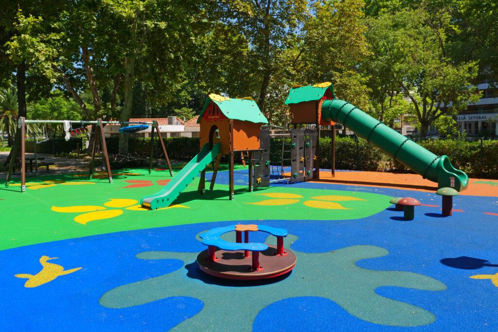 Novo Parque Infantil | Jardim do Bonfim