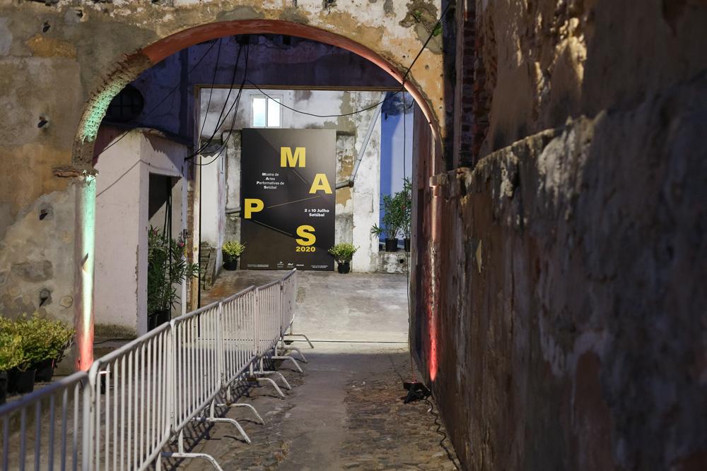 MAPS | A Gráfica | Ladeira da Ponte de São Sebastião