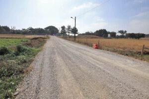 Repavimentação da Rua Brejo de Canes