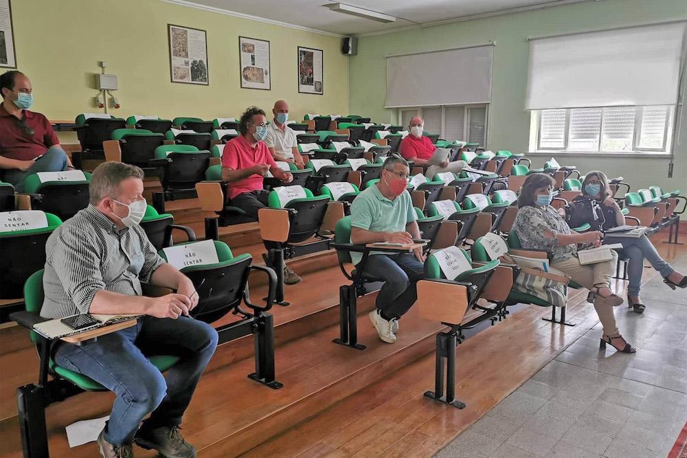 Reunião Diretores Escolas