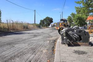 Repavimentação da Rua 28 de Março