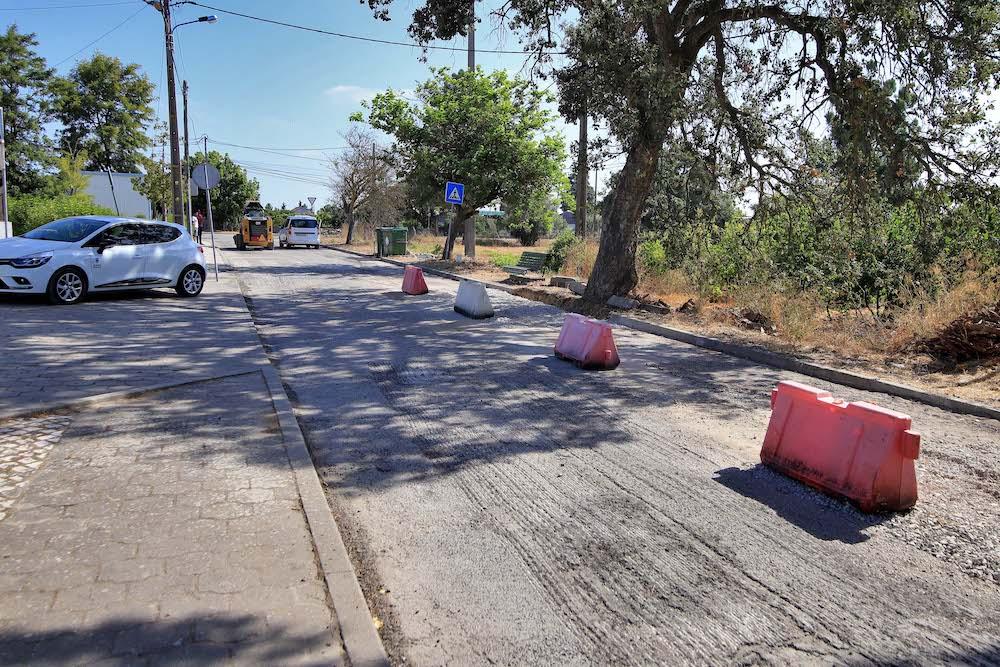 Repavimentação da Rua 28 de Março |