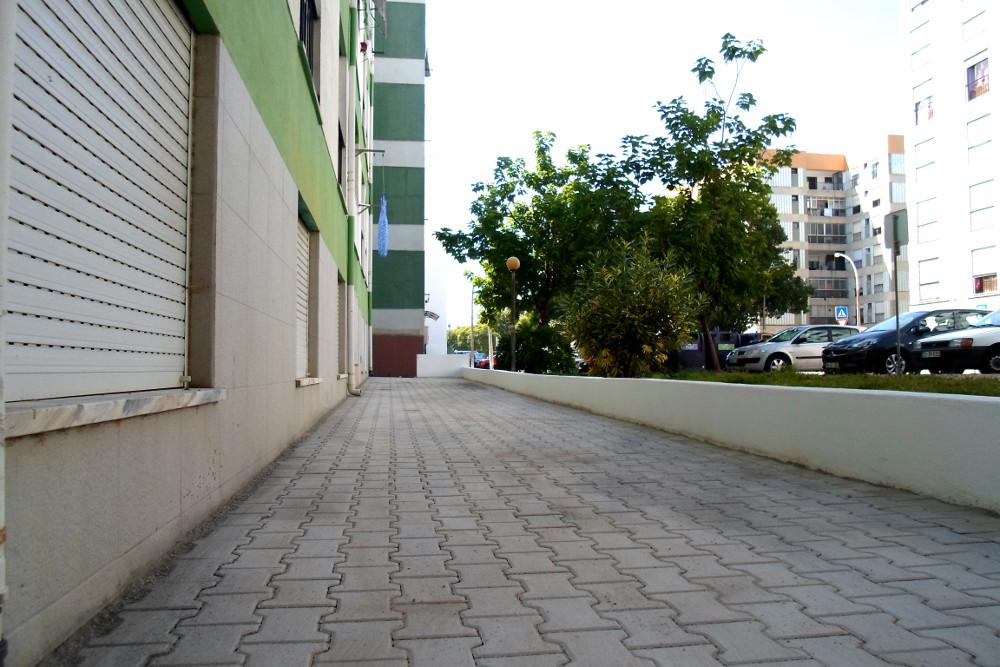 Requalificação da Rua de Goa | Foto da União das Freguesias