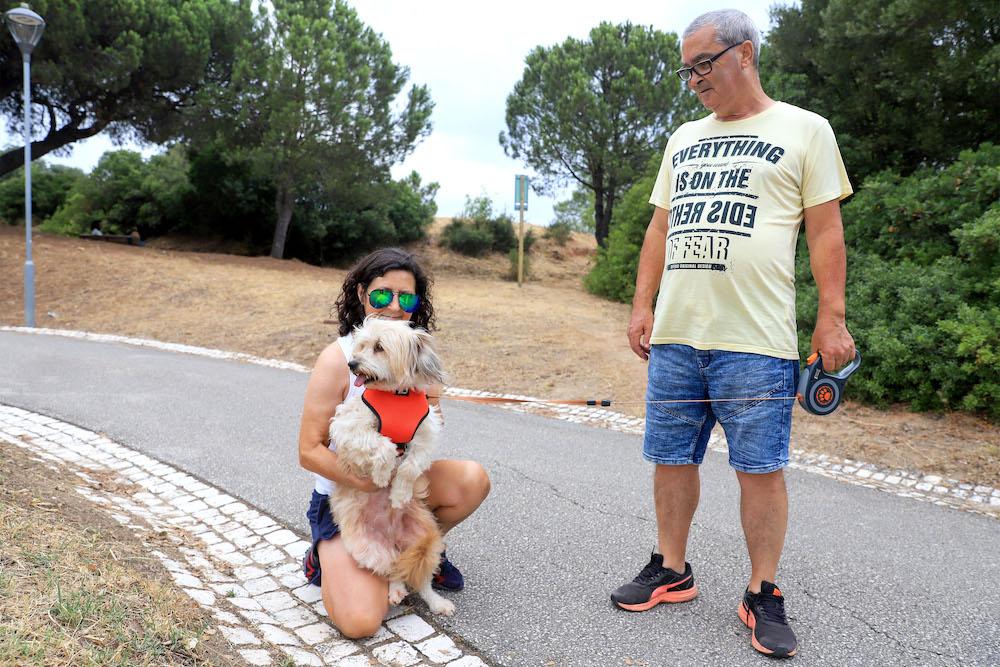 Sensibilização e fiscalização de dejetos caninos - Parque Verde da Bela Vista