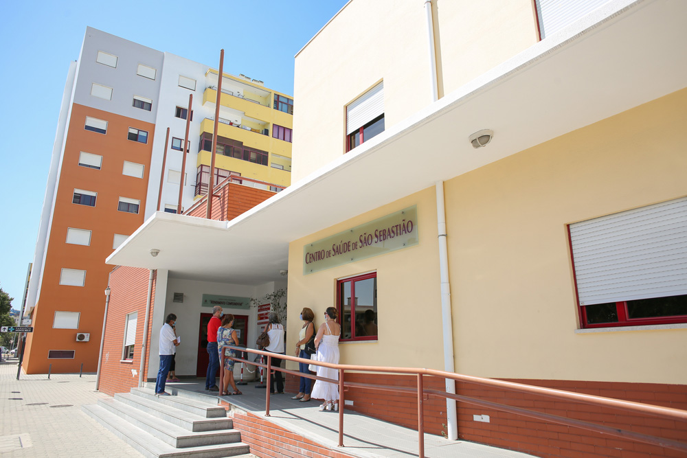 Centro de Saúde de São Sebastião