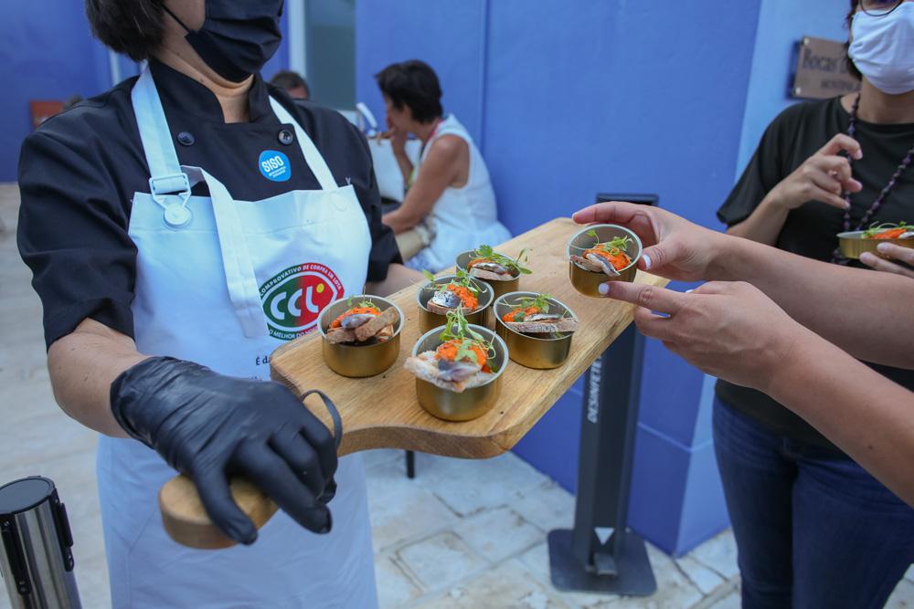 Semana da Sardinha 2020 | Degustação comentada | Chef Maria João Patronilho