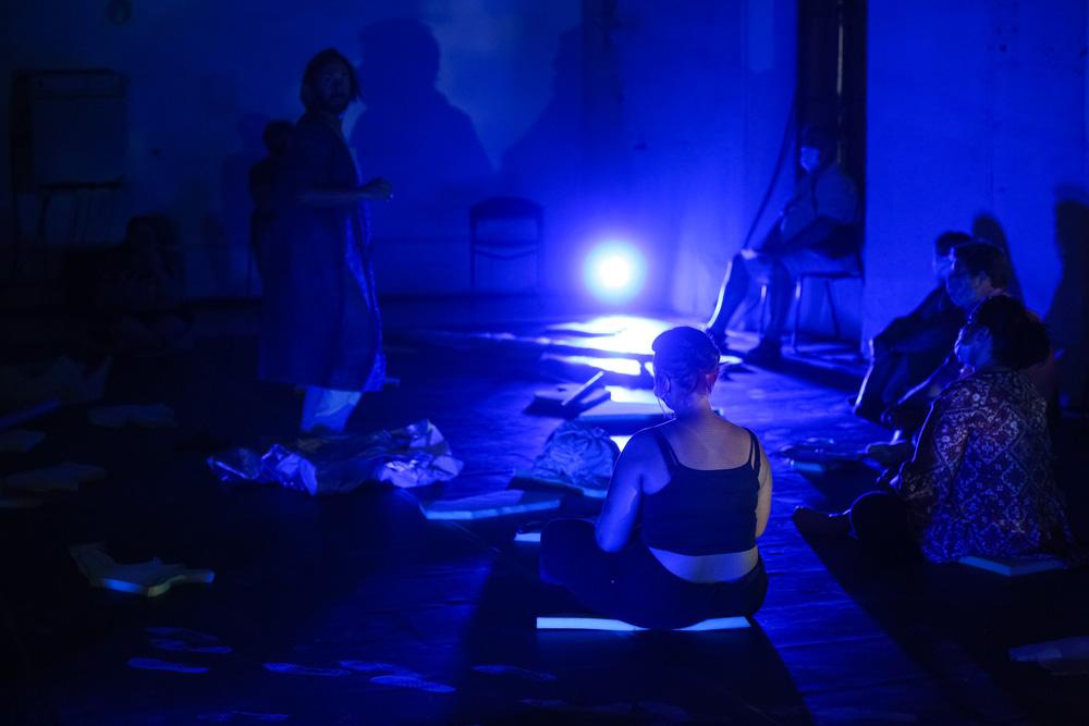 Festa do Teatro - Lugar-Abrigo