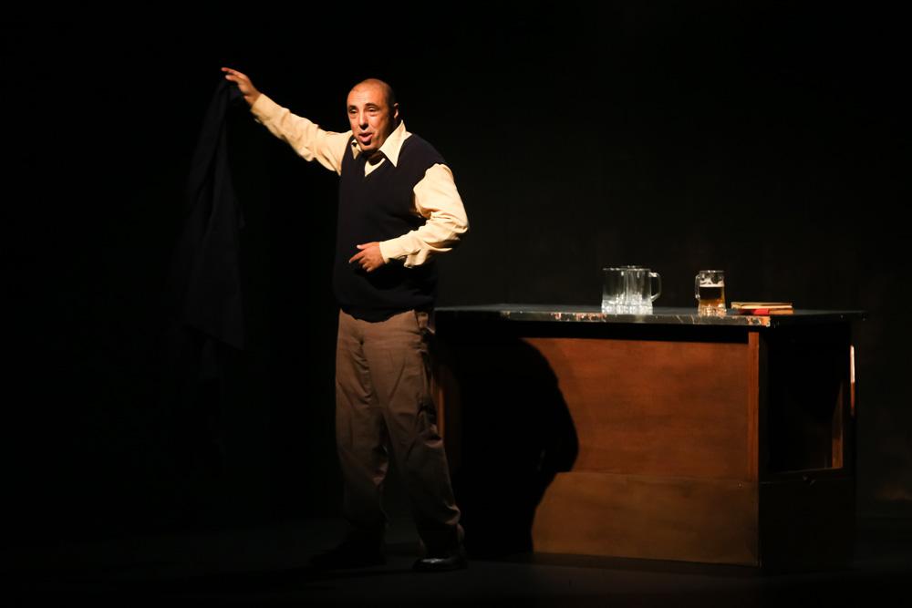 Festa do Teatro - Uma Solidão Demasiado Ruidosa