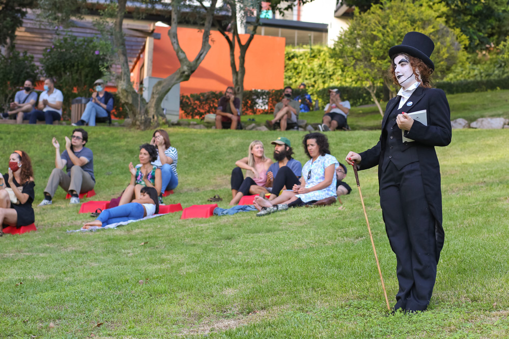 Festa do Teatro - sessão de abertura - Fado Bicha