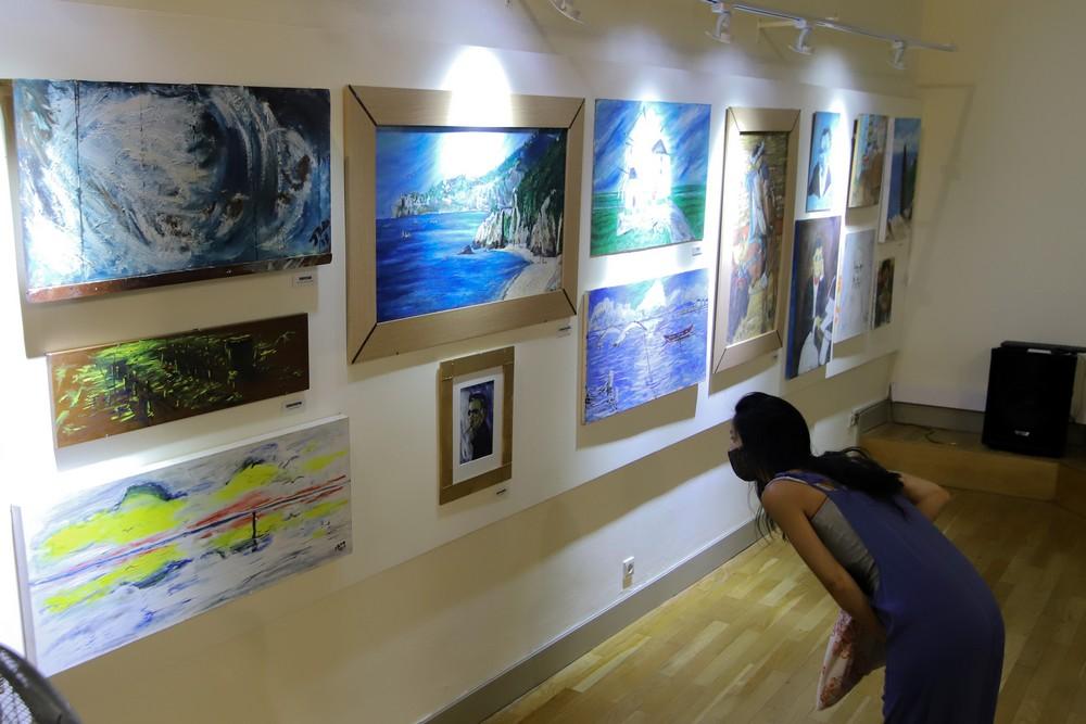 Exposição   Jaime Duro   Ver a Partir de Dentro   Biblioteca Pública