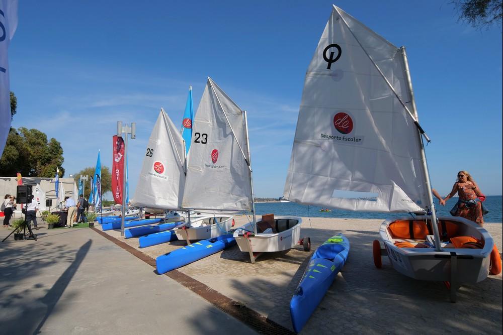 Centro de Formação do Desporto Escolar   Protocolos de cedência de embarcações