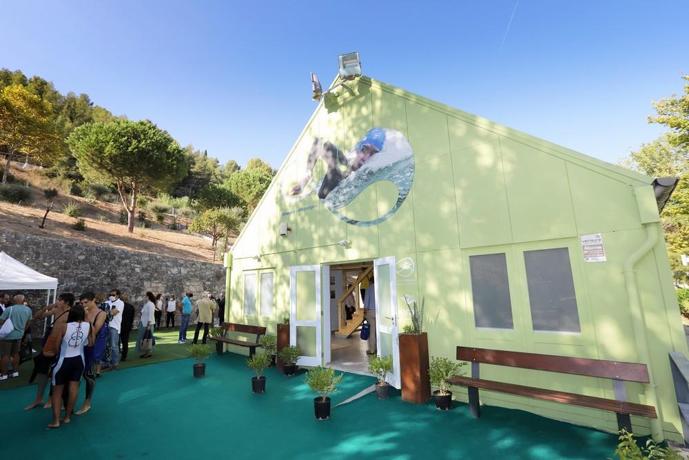Centro Municipal de Natação de Águas Abertas | Inauguração