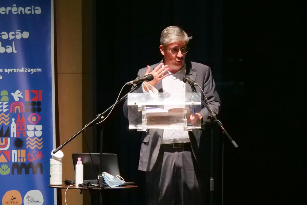 VI Conferência Anual de Educação | Sessão de encerramento | vereador da Educação - Ricardo Oliveira