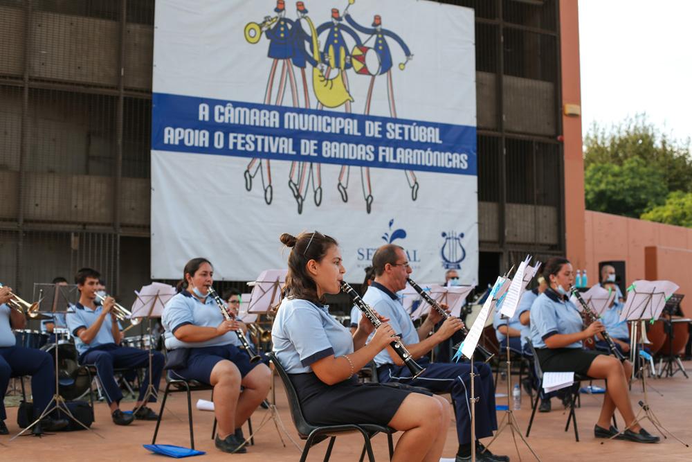 Comemorações Bocagianas | 16.º Festival de Bandas Filarmónicas de Setúbal
