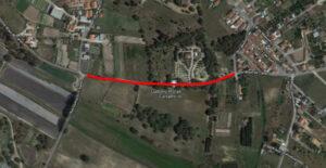 Repavimentação da Rua Brejo de Canes | Ortofotomapa