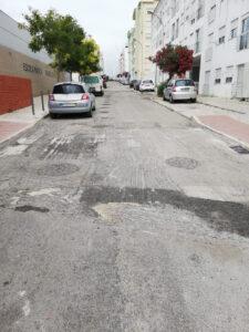 Repavimentações no Bairro Afonso Costa | Rua da Fé