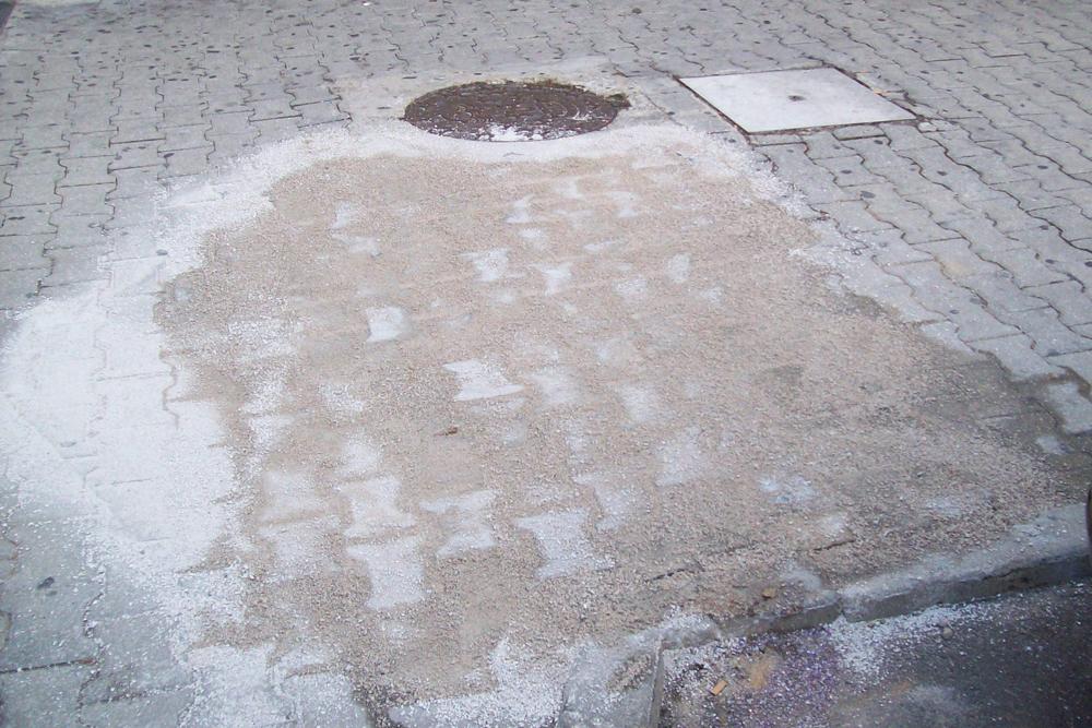 Reparação de pavimentos em Vale do Cobro