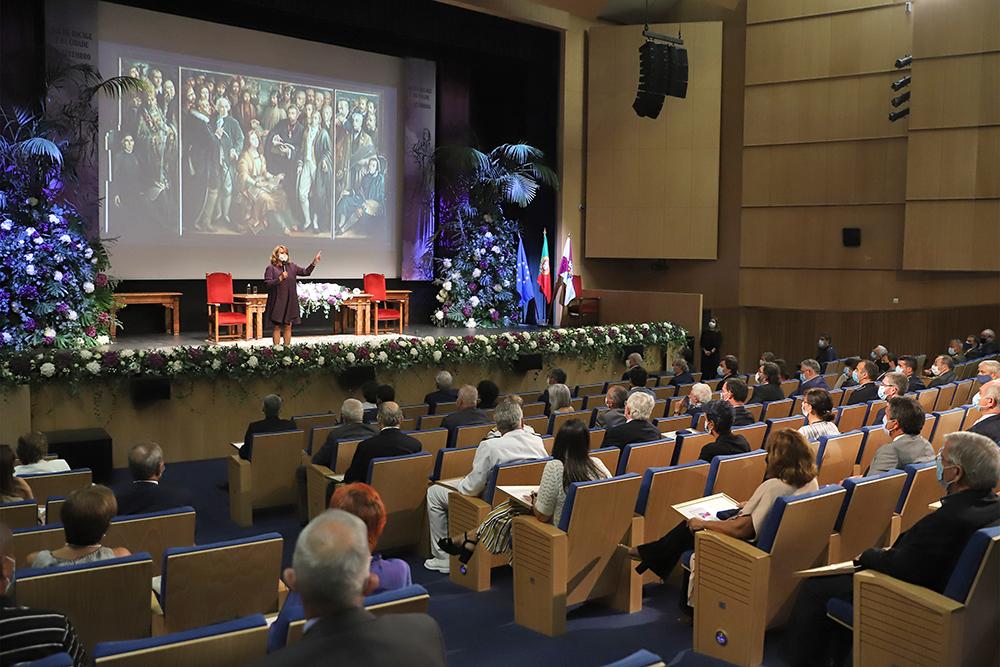 Comemorações Bocagianas | Sessão solene