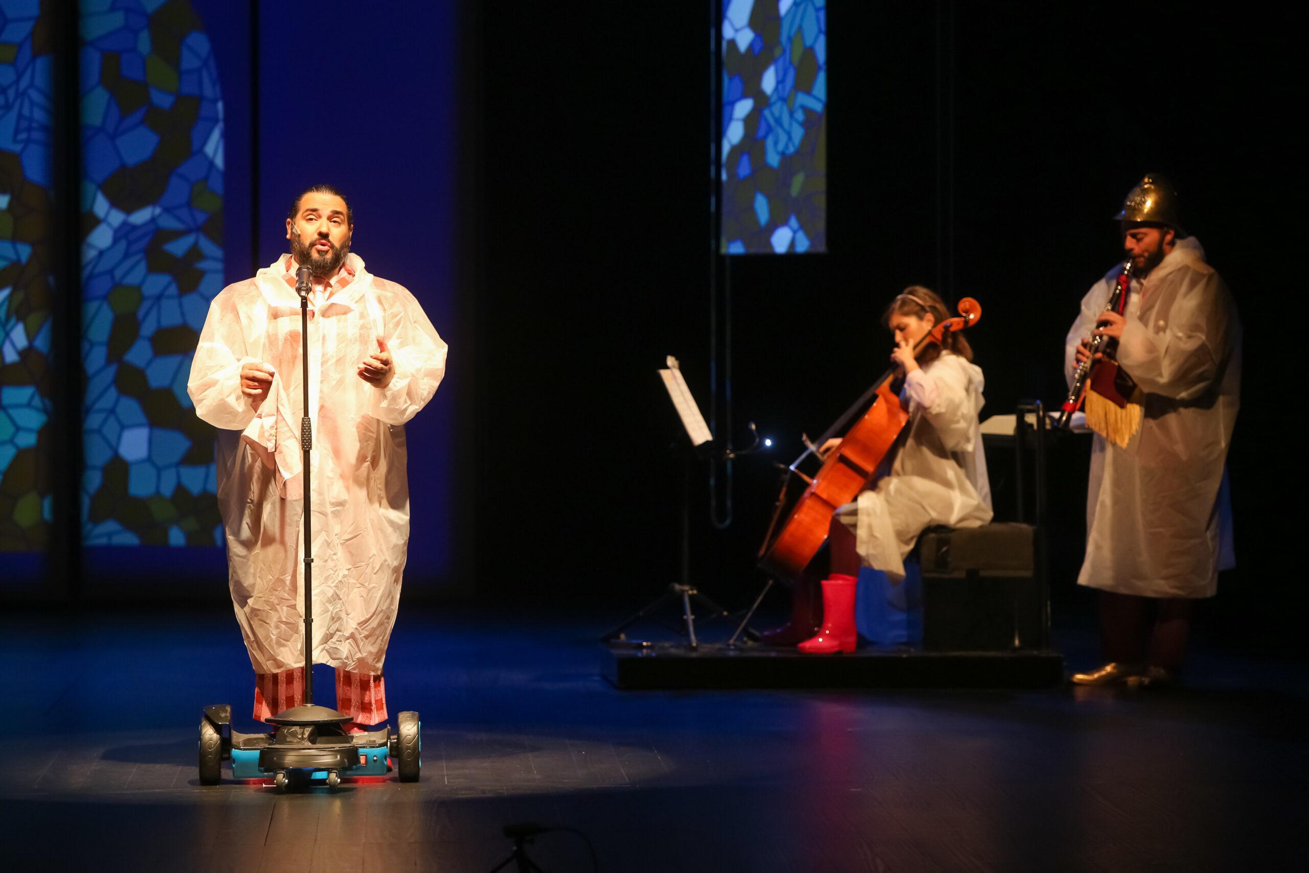 Simplex - Ópera Cómica - Comemorações Bocageanas