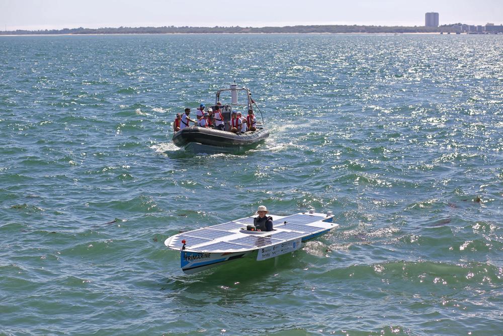 Técnico Solar Boat | Setúbal