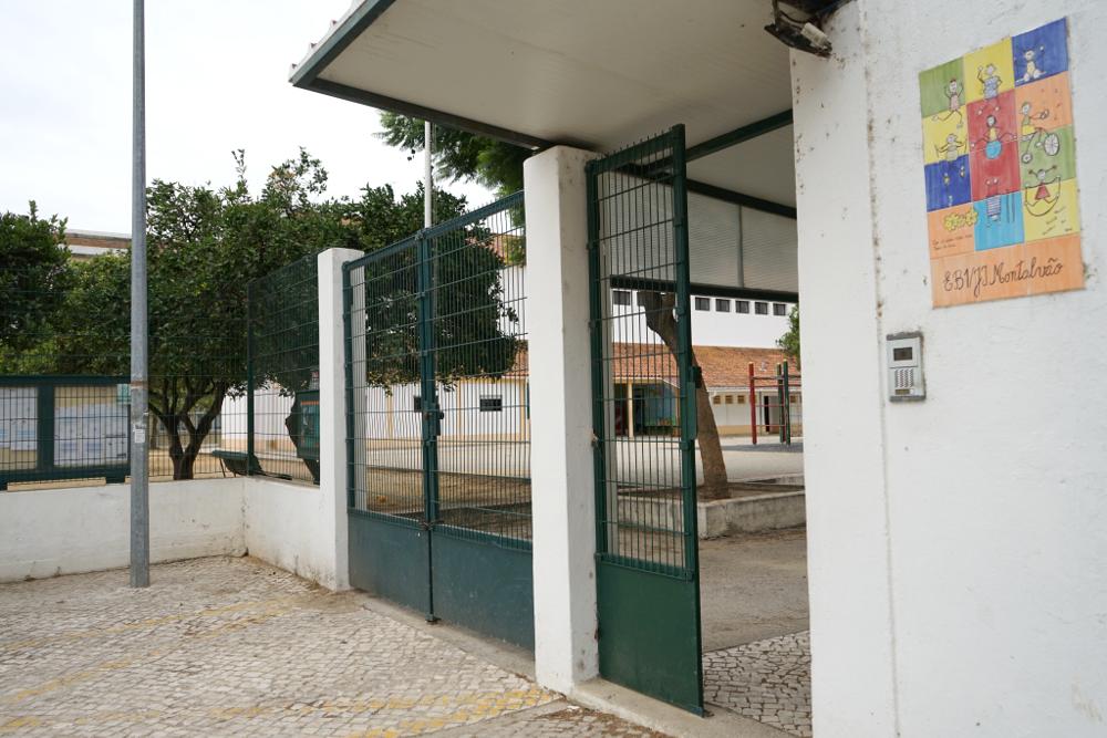 Melhorias das escolas básicas | Ano letivo 2021/2022 | Foto da União das Freguesias de Setúbal