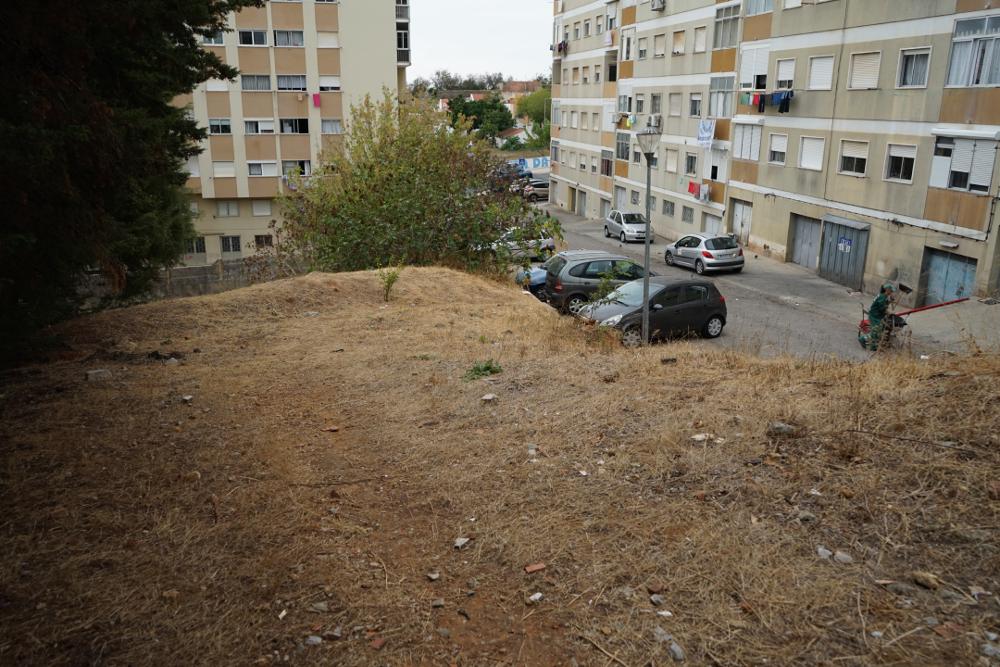 Requalificação na Quinta Alves da Silva | Foto da União das Freguesias de Setúbal