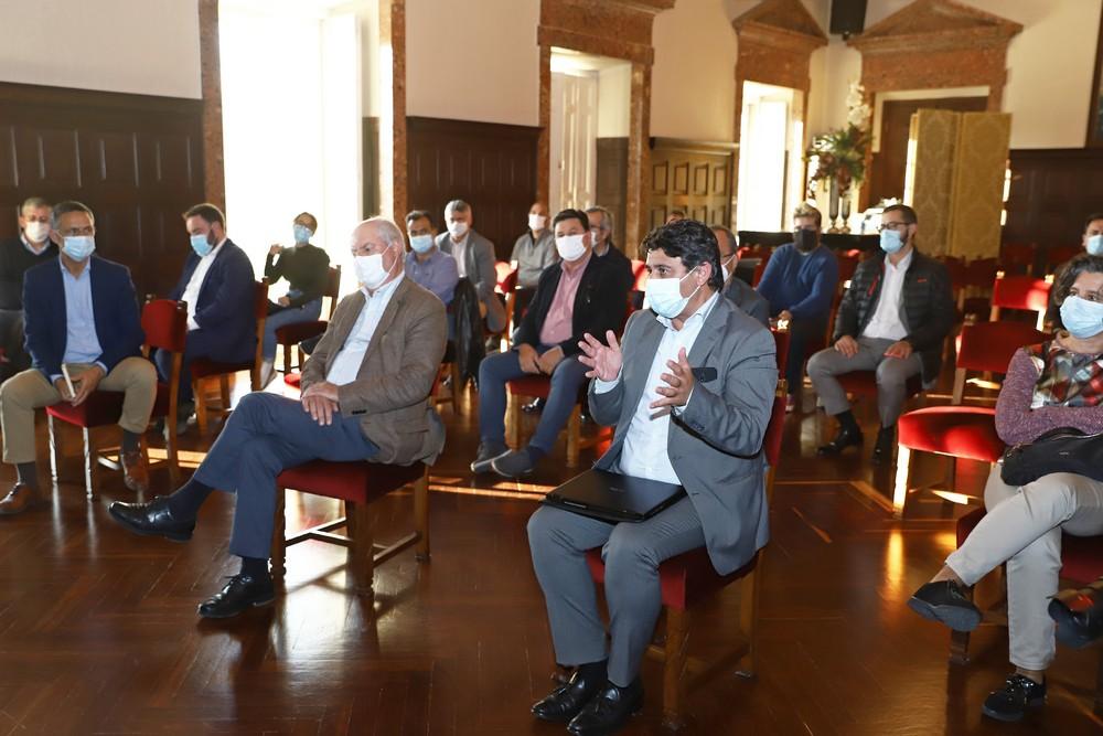 Cidade do Conhecimento | Segunda reunião do Conselho Consultivo | Apresentação do Plano Estratégico