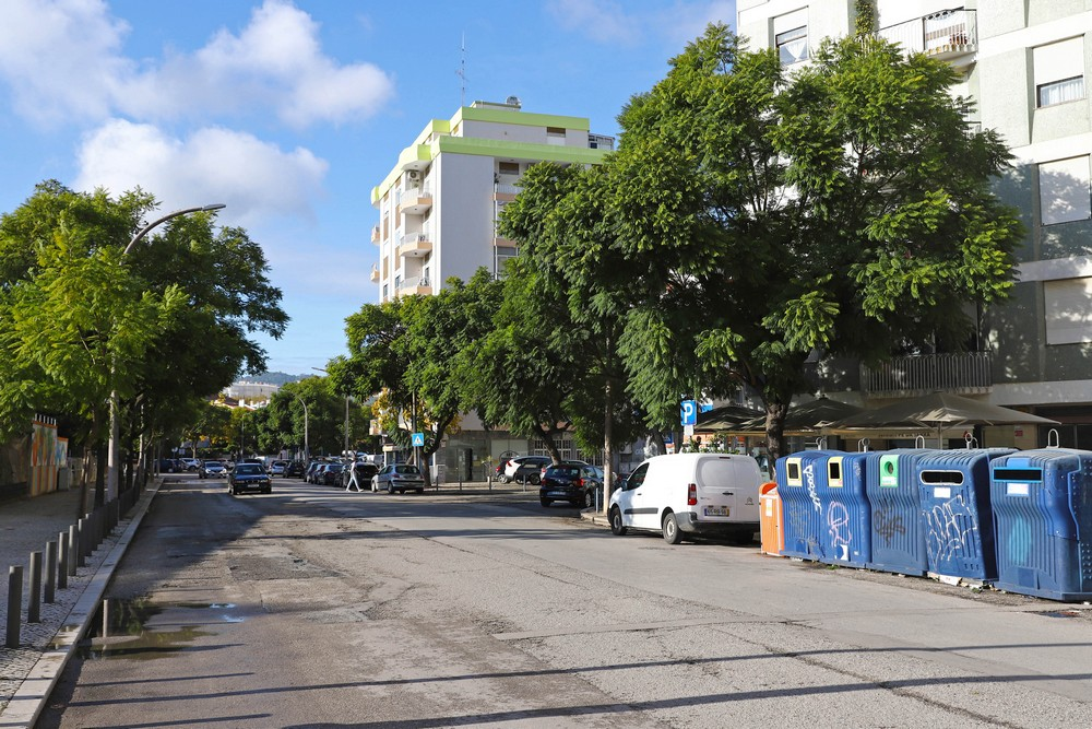 Requalificação Urbana - Rua Jorge de Sousa