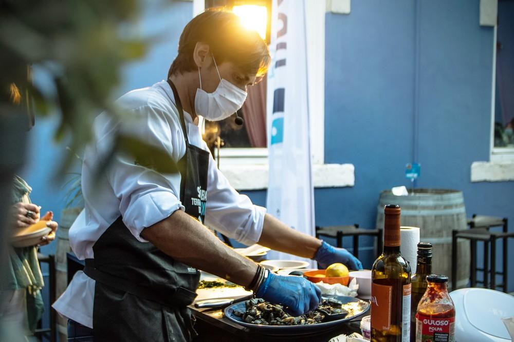 Semana do Choco | encerramento | chef Luís Machado