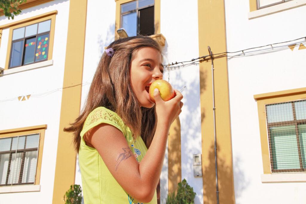 Regime de Fruta Escolar