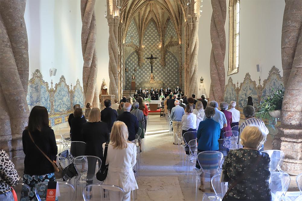 Museu de Setúbal/Convento de Jesus | Reabertura | Missa com coral | Igreja de Jesus