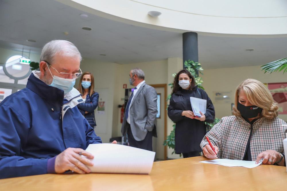 Adenda ao protocolo entre o município e a LATI