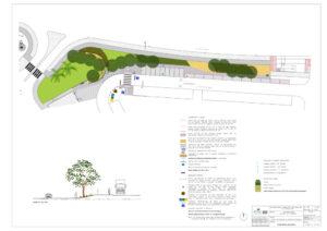 Requalificação do espaço entre a Rua Fernão Lopes e a Avenida Álvaro Cunhal | Plano geral