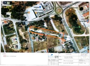 Rua Vaso da Gama | Azeitão | Planta de localização