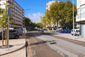 Repavimentações | Bairro do Montalvão | Rua Oliveira Martins