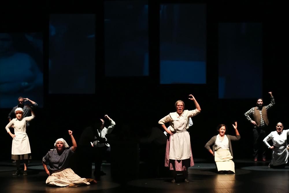 A Casa de Emília | Teatro Estúdio Fontenova