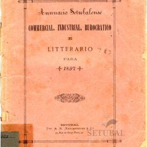 Museu ao Seu Encontro | Anuário Setubalense | 1897 | Capa