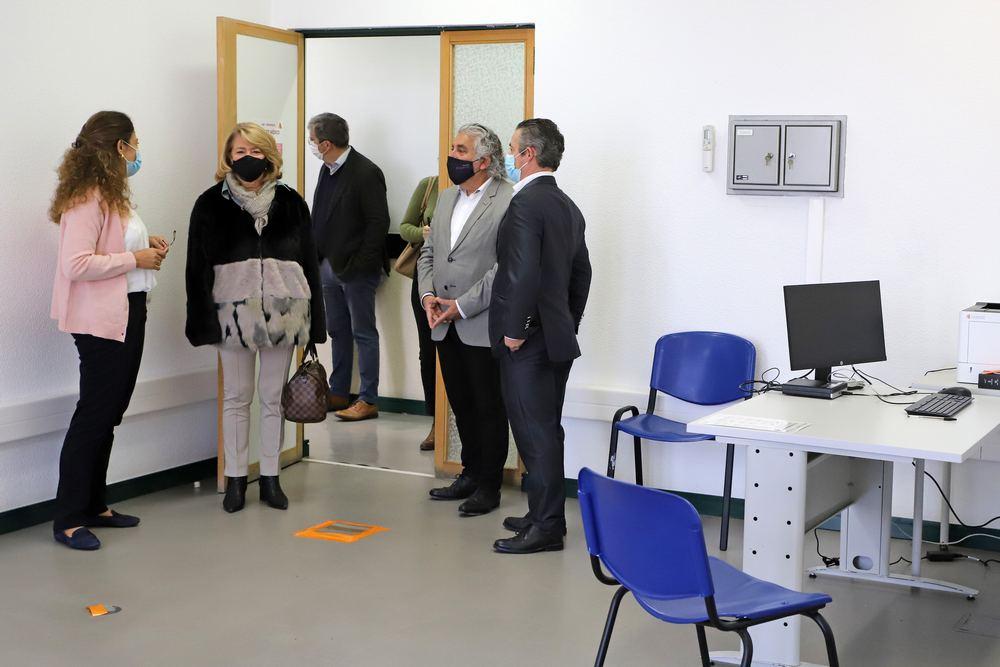 COVID-19 | Atendimento Doenças Respiratórias e Centro de Testes - inauguração