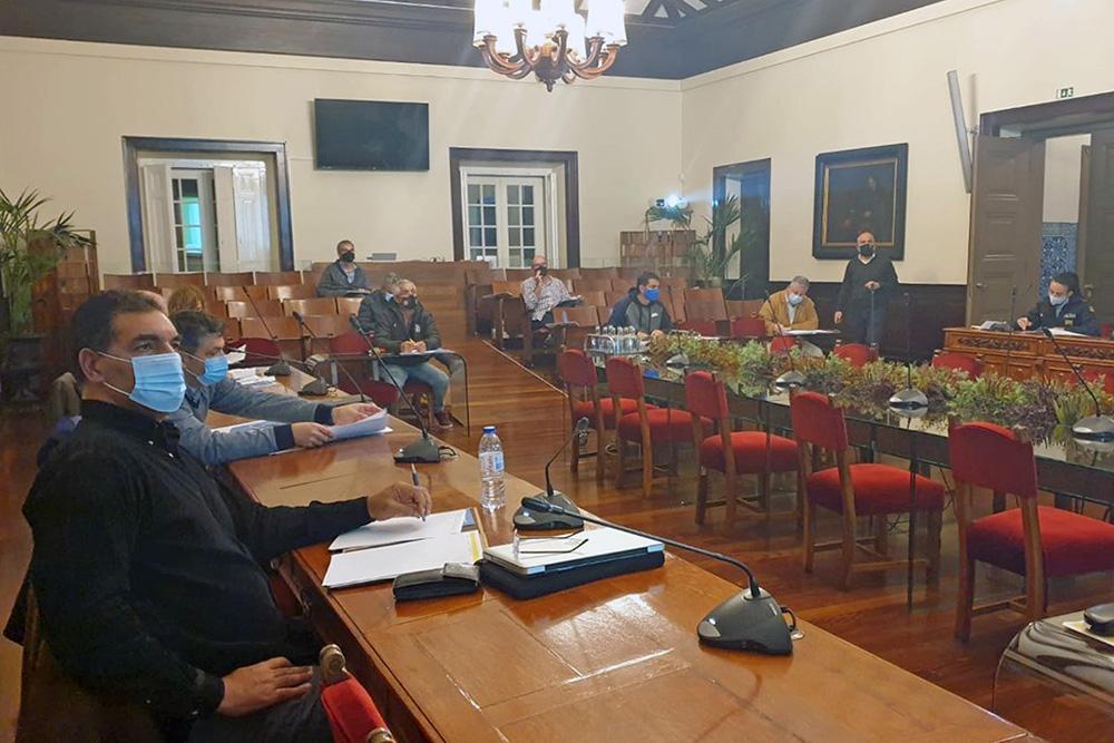 Conselho Municipal do Desporto_Reunião_2020