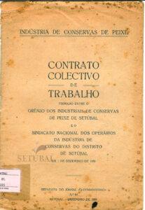 Museu ao Seu Encontro | Contrato Colectivo de Trabalho (1936)