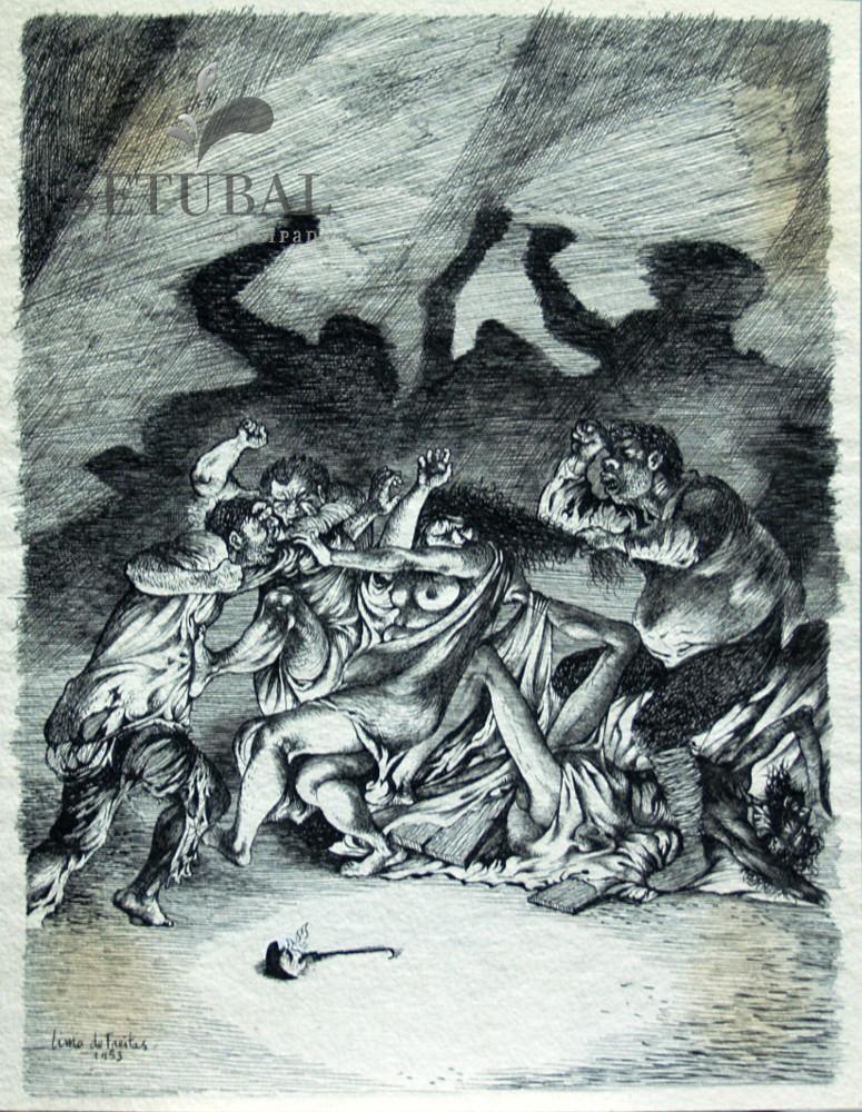 Museu ao Seu Encontro | D. Quixote de La Mancha, Lima de Freitas