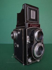 Museu ao Seu Encontro | Máquina Fotográfica Flexaret V