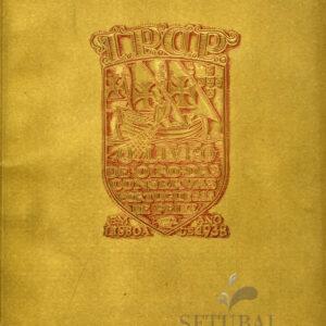 Museu ao Seu Encontro | Livro de Ouro das Conservas Portuguesas de Peixe | Capa