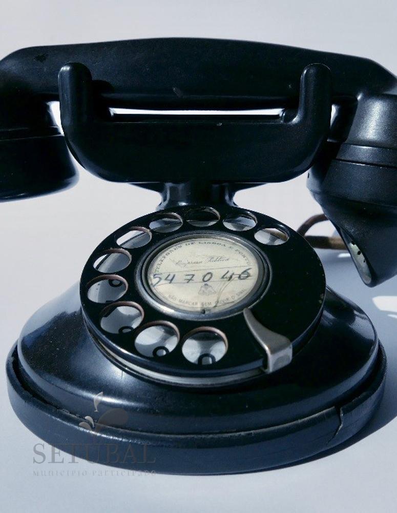 Museu ao Seu Encontro | Telefone antigo