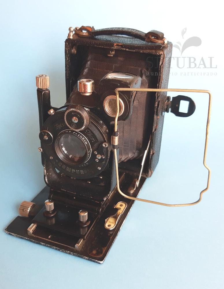 Museu ao Seu Encontro | Máquina fotográfica