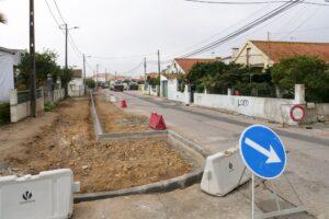 Requalificação   Rua da Eurocerâmica