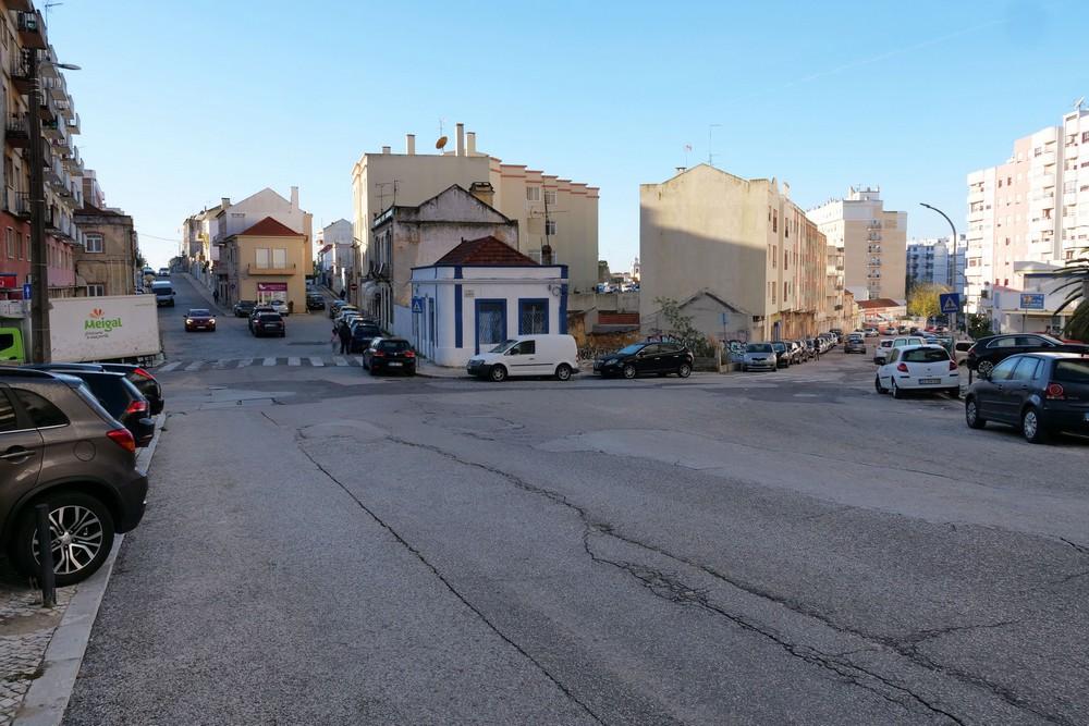 Ruas Camilo Castelo Branco e José de Groot Pombo