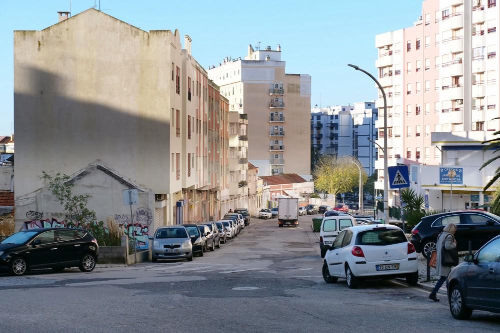 Rua José de Groot Pombo