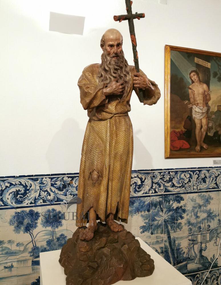 Museu ao seu Encontro | S. Paulo Eremita, Paulo de Tebas ou Paulo, o egípcio