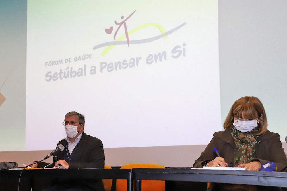 Fórum Saúde   segunda reunião preparatória